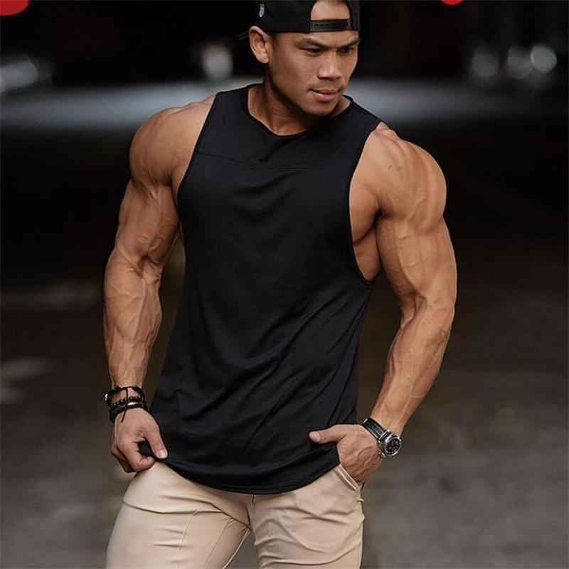 🔥Buy 2 Free Shipping - 2019 Men's Sports Stretch Fitness Quick-drying T-shirt