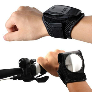 Accessory - Bicycle Wrist Safety Rear-view Mirror