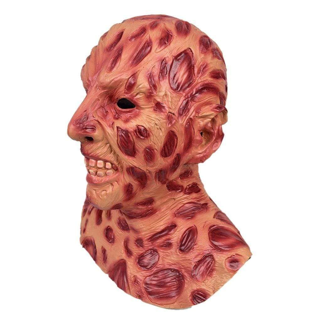 Deluxe Freddy Krueger Mask - Nightmare on Elm Street