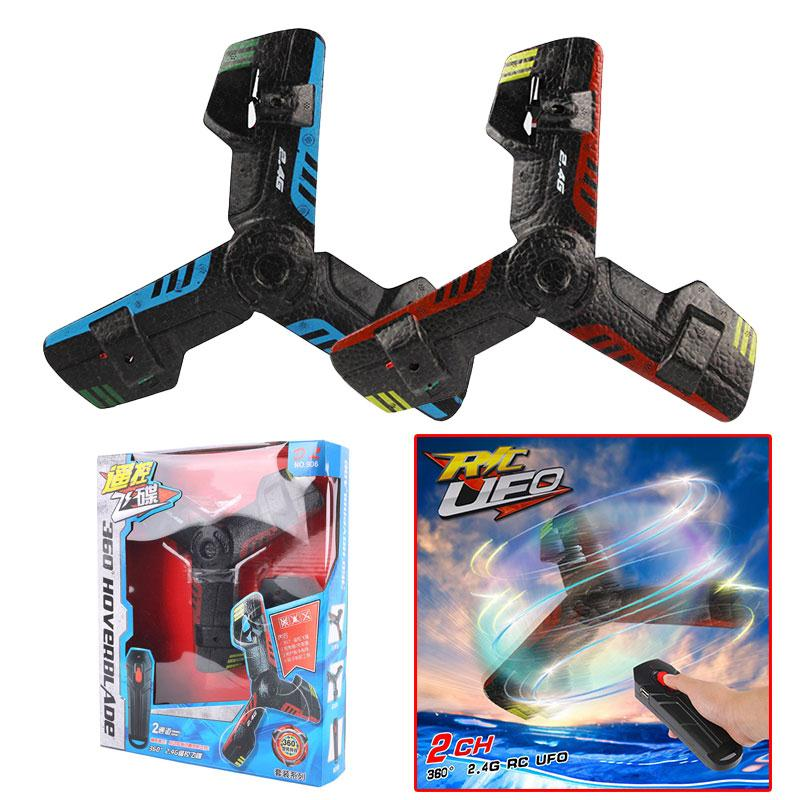 UFO Boomerang Aircraft Creative Mini Drone RC Quadcopter