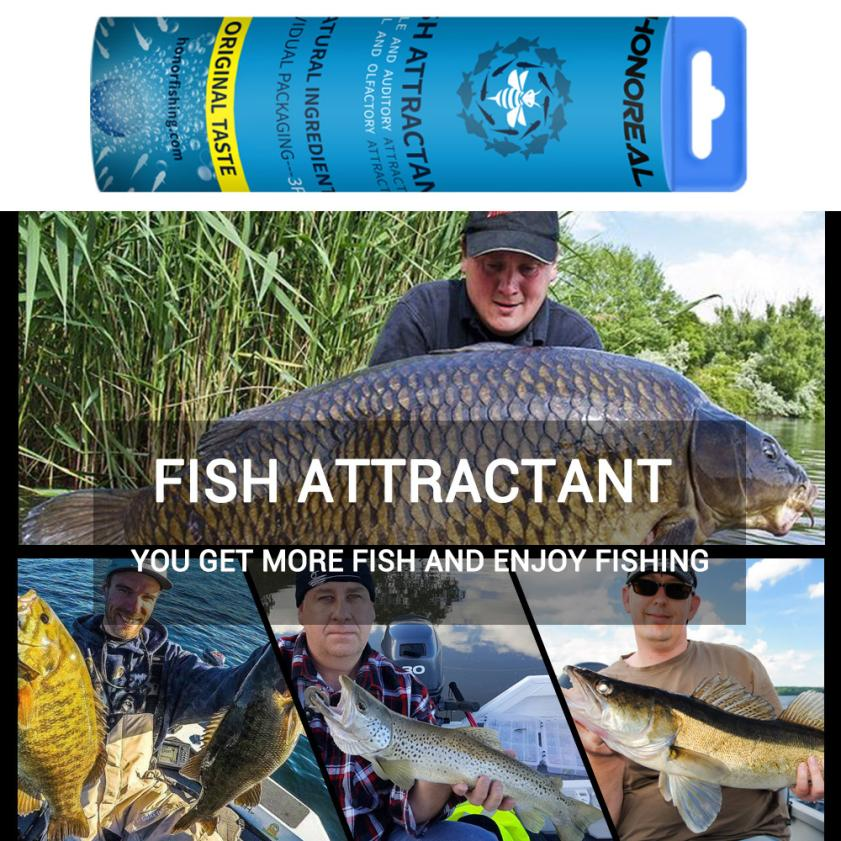 Newest 3 Tastes Fish Attractant Fish Bait Fishing Tackle with Sweet Releasing fish oil bubbles Practical fishing tools HOT SALE