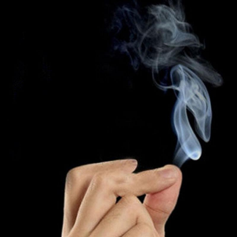 Magic Smoke From Finger
