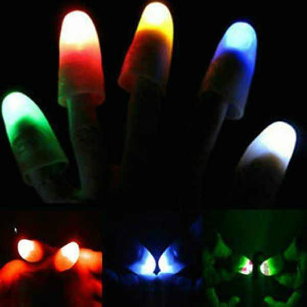 Wow Thumbs Light up Your life with Magic Colors