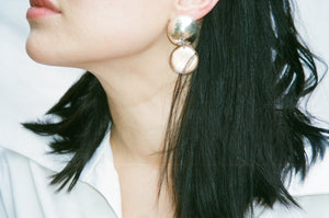 Double Dome Earrings