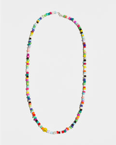 Beaded Smile Necklace
