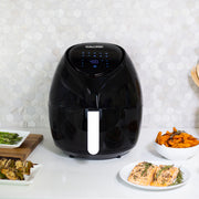 6.3QT DIGITAL AIR FRYER W/10 PRESETS