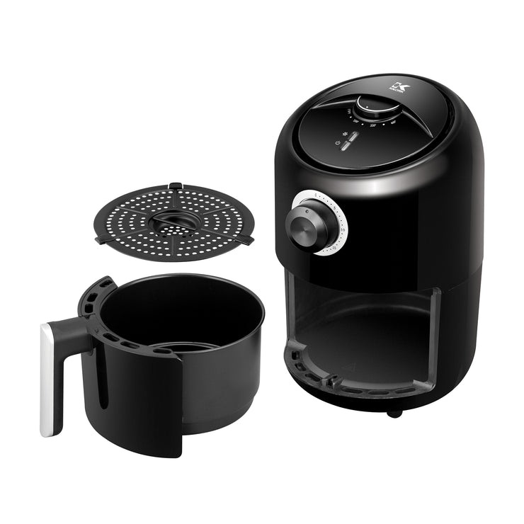 Kalorik 1.75 Quart Personal Air Fryer, Black