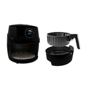 Kalorik 5.3 Quart Digital Air Fryer XL, Black