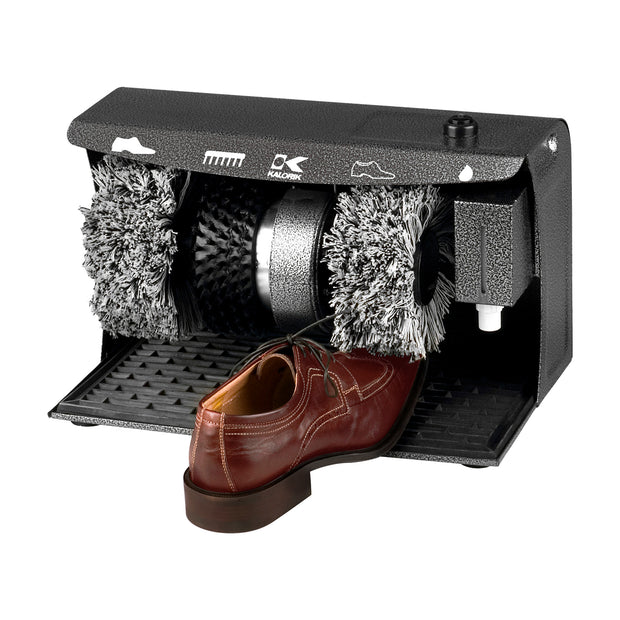 Kalorik Shoe Polisher, Black