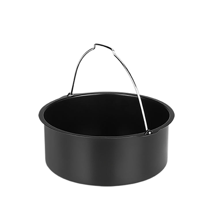 "6"" Barrel Baking Pan"