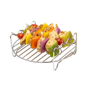 Circular Rack With 3 Skewers