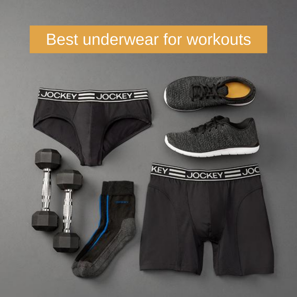 Best underwear for workouts