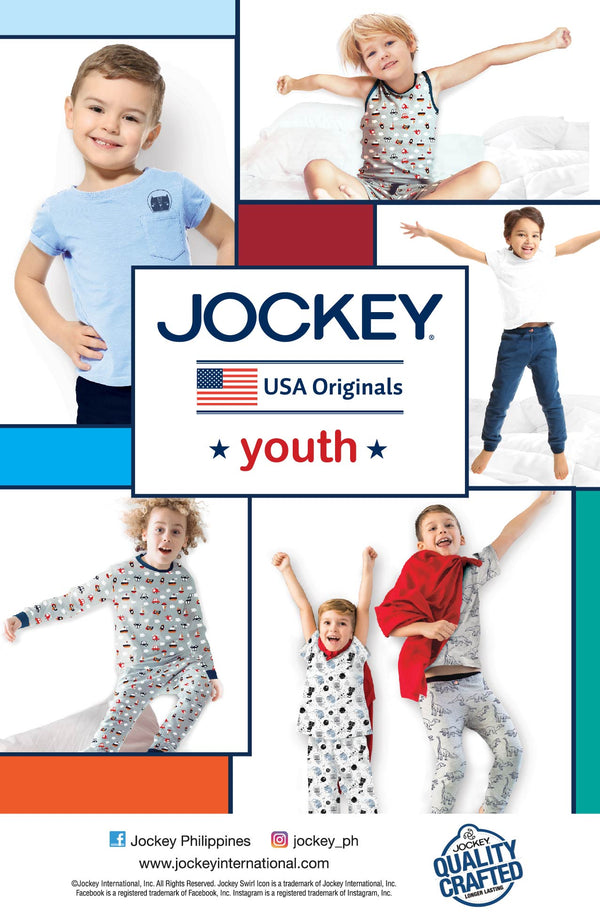 The Legacy Continues – Introducing the Jockey® Boys Collection