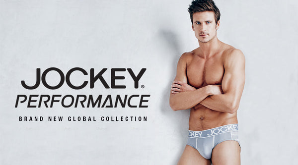 JOCKEY® Performance Underwear Puts Comfort and Technology Ahead of Everything But Style