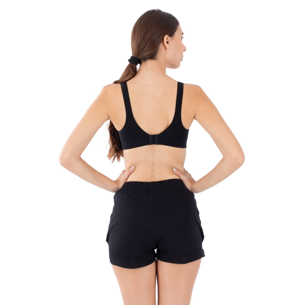 Jockey® 100% Cotton Women's Shorts