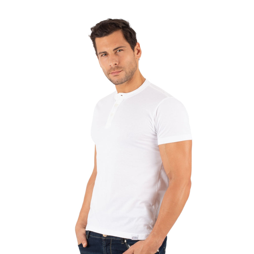 Jockey® 100% Cotton Henley T Shirt