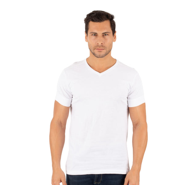 Elance™ Cruiser V-Neck T-Shirt - Men's Outerwear - Jockey Philippines