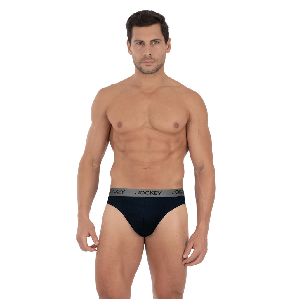 Jockey® Cotton Blend Elance Bikini Brief ( 3 pack )