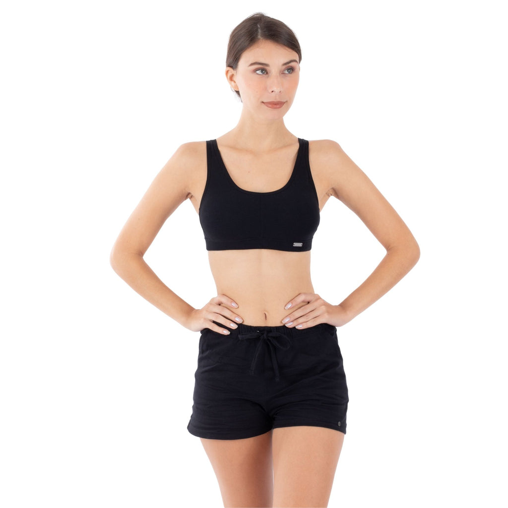 Jockey® Comfort Stretch Crop Top
