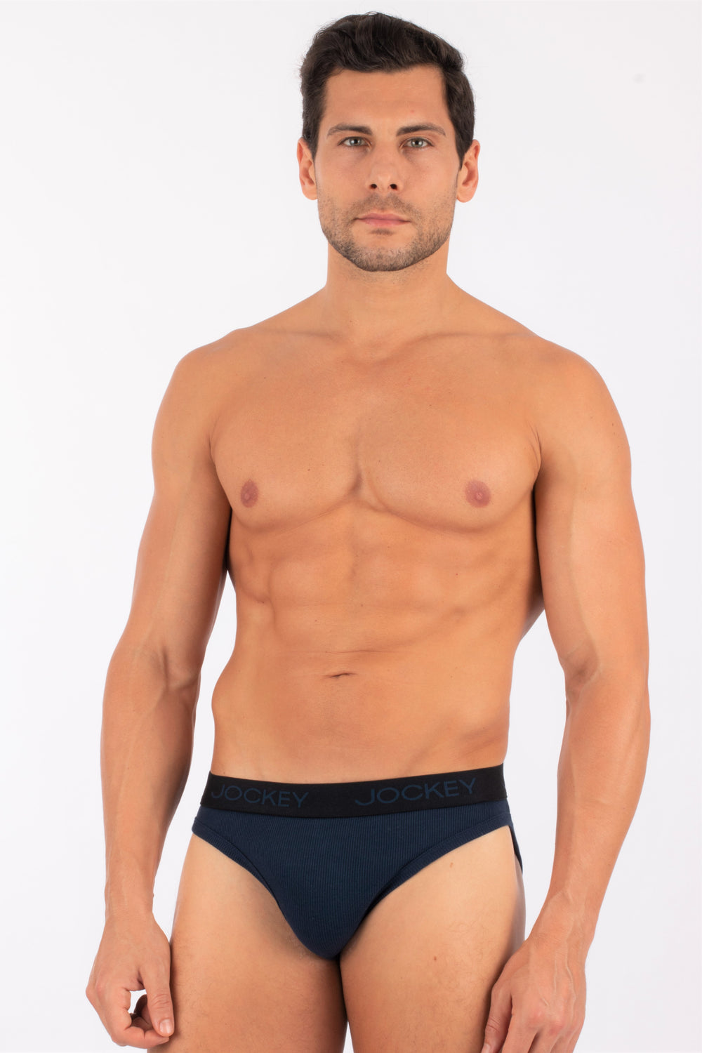 Jockey® Elance™ Twin-Ribbed Bikini (2-Pack) - Men's Innerwear - Jockey Philippines