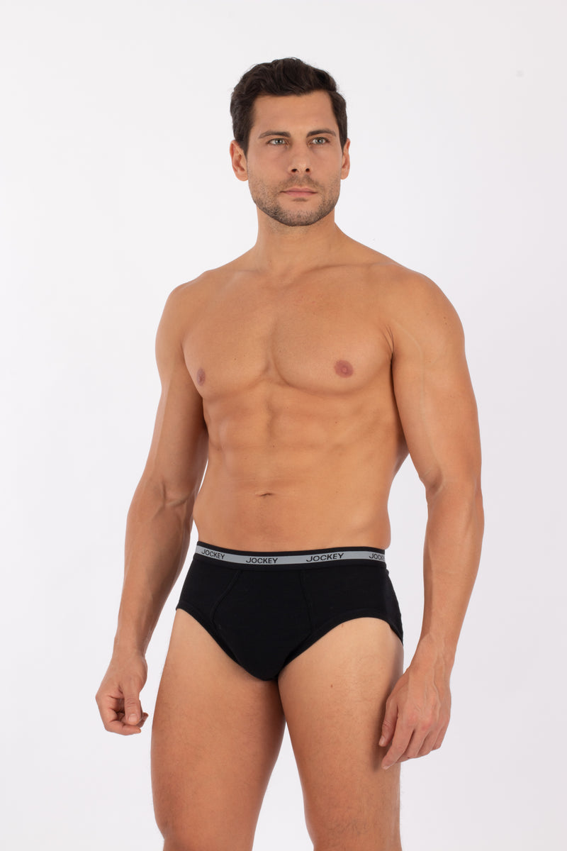 Classic Hip Brief (3-Pack) - Men's Innerwear - Jockey Philippines