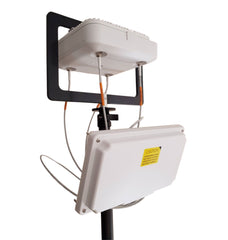 WiFiStand bracket Cisco 3802e and AIR-ANT2566P4W-R mounted on Vantage Point Products APoS