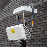 12ft 16ft WiFi APoS mast tripod for office, hotel, school site surveys