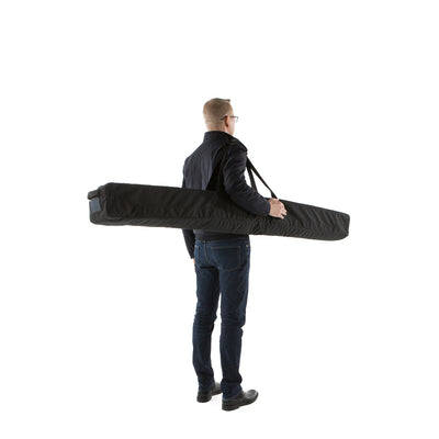Padded carry bag for Vantage Point Product's camera masts