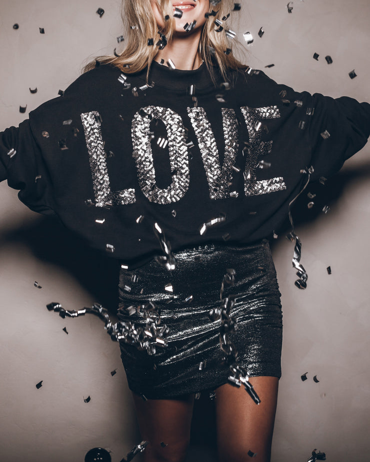 THE LOVE SWEATER - LIMITED EDITION