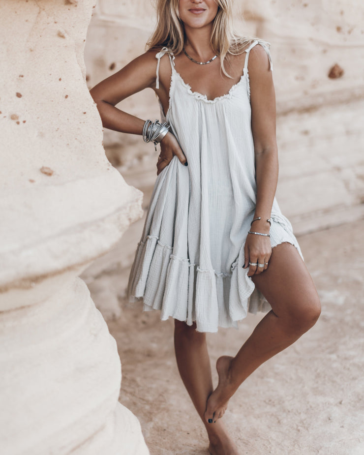 The Light Ruffle Dress