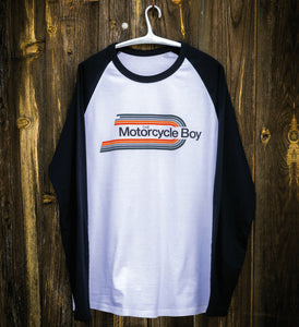 THE Long Flat Track Grey/Orange
