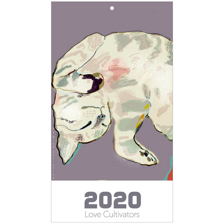 2020 Calendar: Animal Love Cultivators