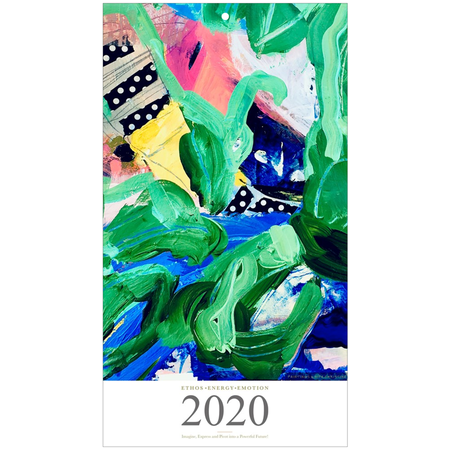 2020 Calendar — Imagine, Express and Pivot!