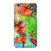 Lush Hibiscus iPhone Cases