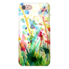 Paris Flowers iPhone Cases