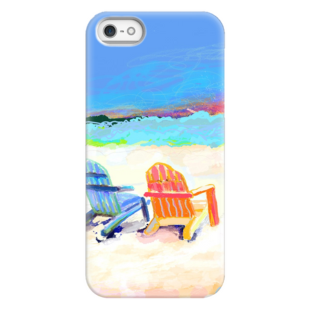 Pandemic Blues - iPhone Case