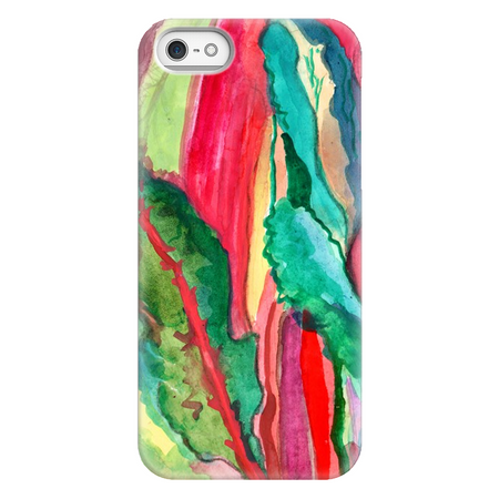 Eat Your Greens iPhone Cases