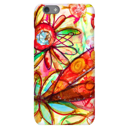 Wildish Flowers - iPhone Cases