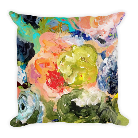 Nothing but Roses Premium Pillow