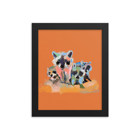 Enhanced Matte Paper Framed Print