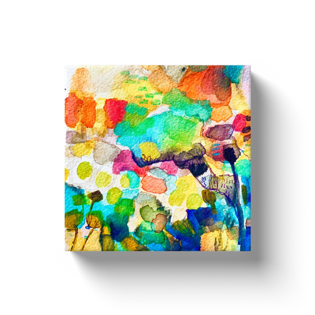 Fields of Provence #1 Canvas Wrap