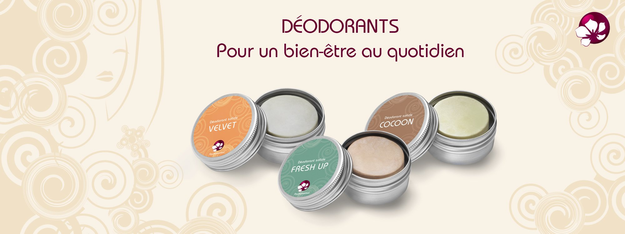 Déodorants