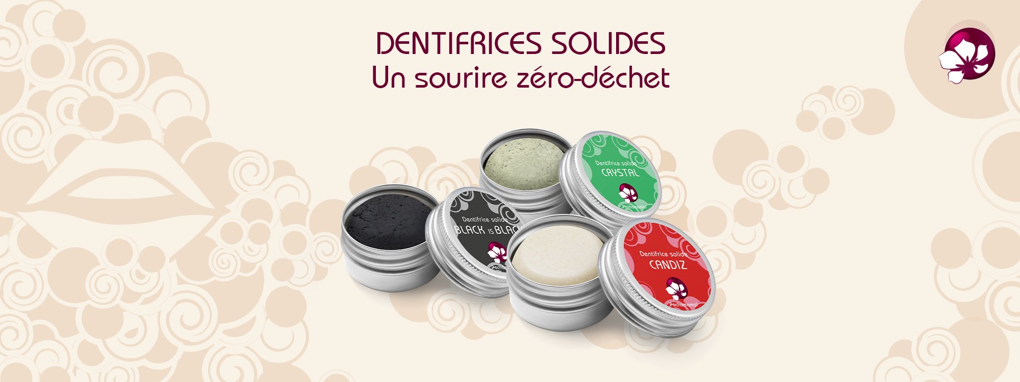 Dentifrices solides