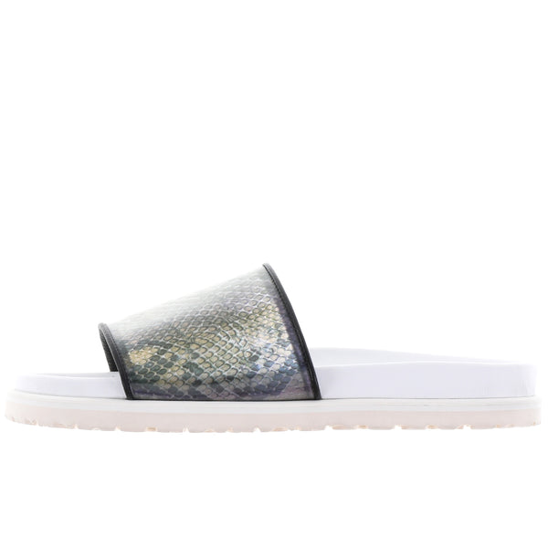 INVISIBLE LENTICULAR SANDAL / BEI