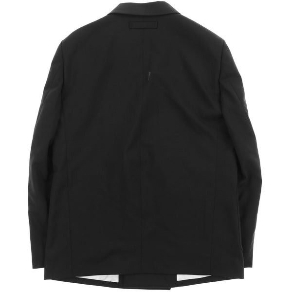 SHAWL COLLAR JACKET / BLK