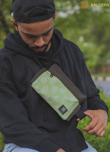 Earth Mist Fanny Pack
