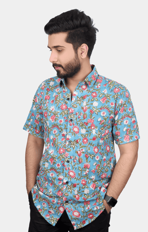 Magic 2.0 - Cotton Half Sleeves Shirt