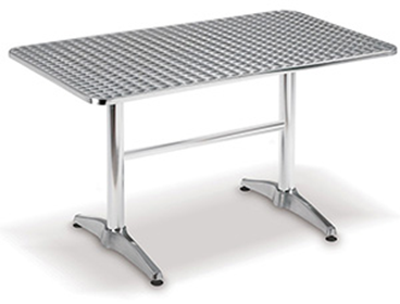 Kerri Restaurant Rectangular Table & Base