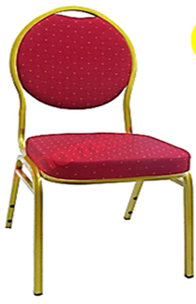 Banquet Chair Red