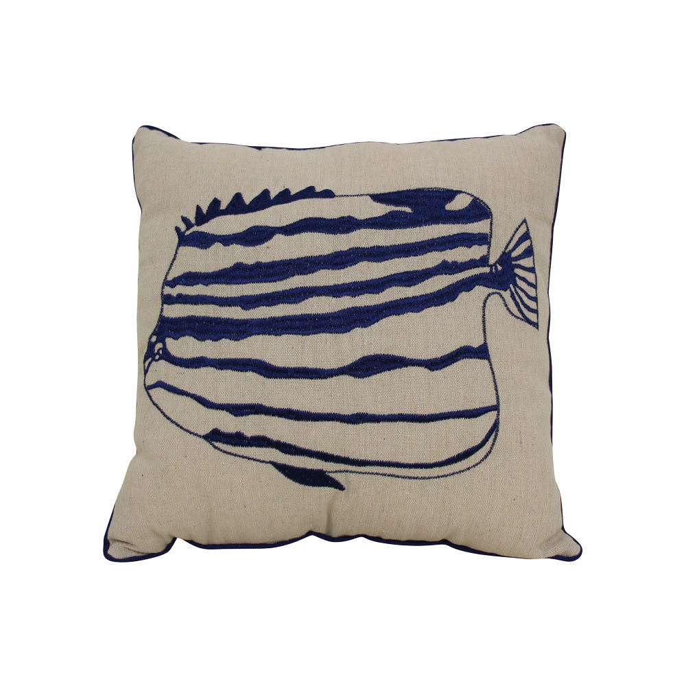 Tropical Fish Cushion